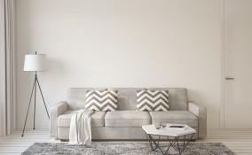 arredamento, salotto, spazio living piccolo