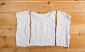 braccialetti con t-shirt