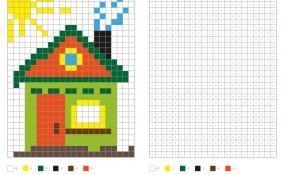 pixel art primavera, coding primavera