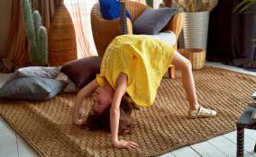 aerobica bambini