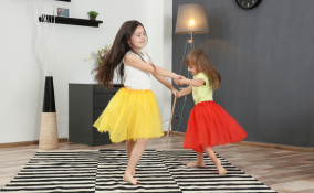 canzoni ballo bambini