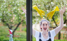 pulire casa estate, pulizia casa estate, pulizie estive
