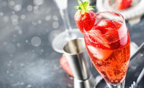 cocktail, Rossini, ricetta