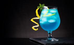 cocktail, acquarium, rocetta