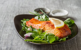 ricette, salmone, cucina