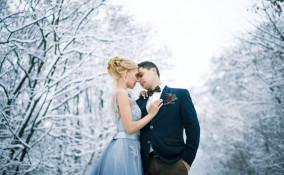 matrimonio, tema, ghiaccio