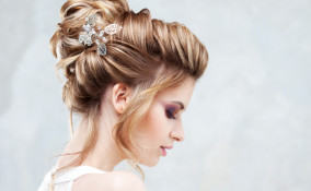 acconciature da sera, capelli lunghi, hairstyle