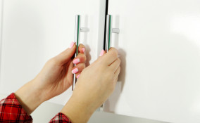 come riparare maniglia armadio, come riparare maniglia
