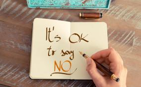 come imparare a dire di no, imparare a dire no