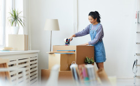 decluttering casa come fare, decluttering casa