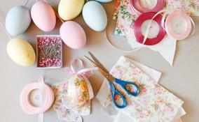 come decorare uova polistirolo tutorial decoupage, uova polistirolo decoupage, come decorare uova polistirolo