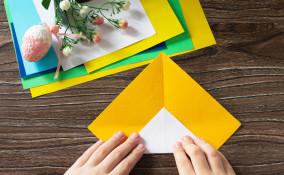 origami facili pasqua