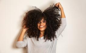 capelli ricci afro
