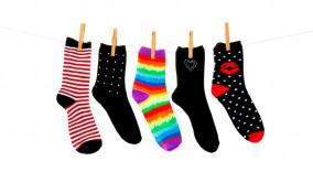 come riutilizzare calzini spaiati, come riciclare calzini spaiati