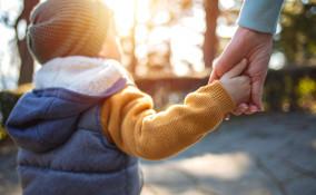 camminare con bambini sicurezza