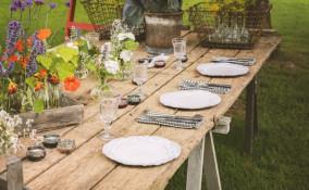 Pasquetta, giardino, arredamento