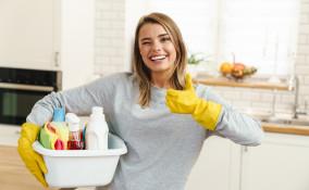 come farsi venire voglia pulire casa, motivazione pulizie casa