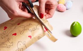 Riciclo creativo carta uova di Pasqua: 5 spunti facili e d'effetto