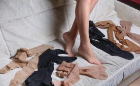 Lavare i collant