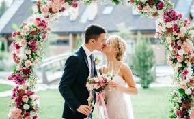 matrimonio a tema, fiori, come organizzarlo