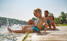 6 buoni motivi per andare al lago