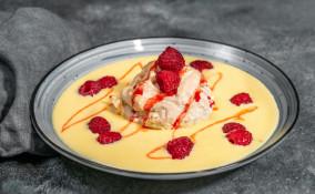 ile flottante, dessert francese, come si fa