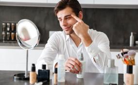 Make up da uomo