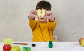 timbri fai da te frutta