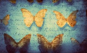 farfalle decoupage da stampare gratis, farfalle decoupage