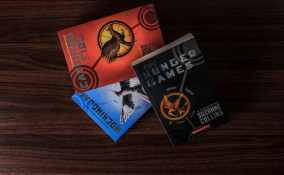 Hunger Games libri