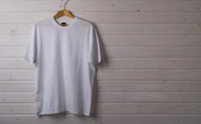 lavare t-shirt bianche