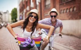 Giri in bicicletta
