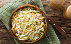 Come si prepara il coleslaw