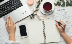 organizzare, matrimonio, compiti