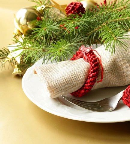 Scegli il tuo stile per il pranzo di Natale