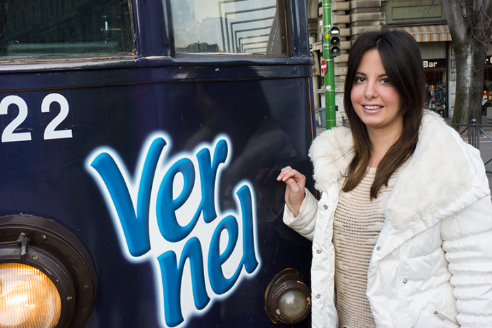 #vernelbeautytram tram della bellezza milano