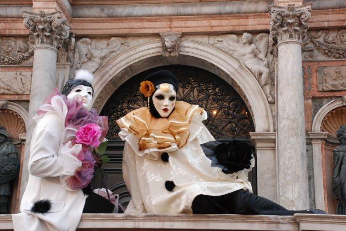 Un insolito carnevale a Venezia