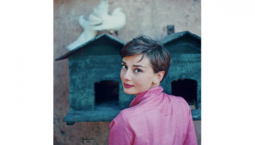 Audrey Hepburn: ritratti di un'icona di stile