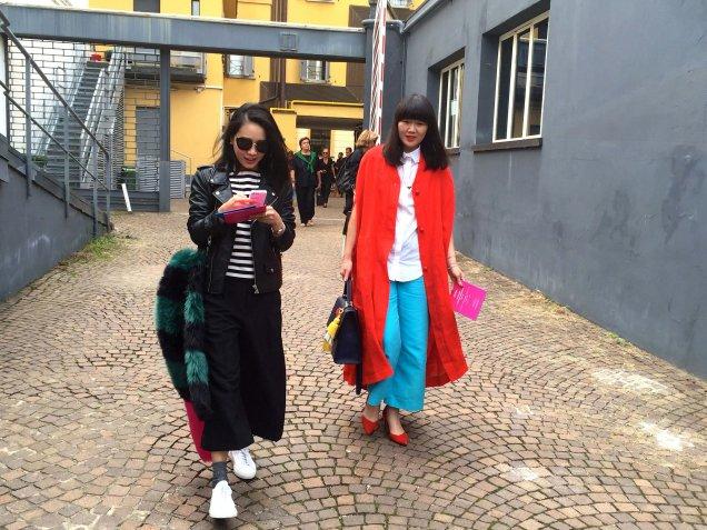 Milano Fashion Week, dalla strada le regole di stile per l'autunno