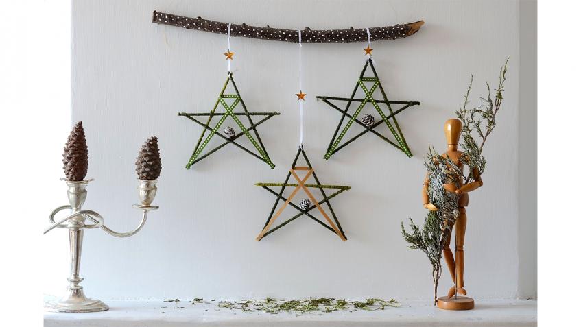 Decorare la casa per il Natale con l'aiuto di Loctite Super Attak!