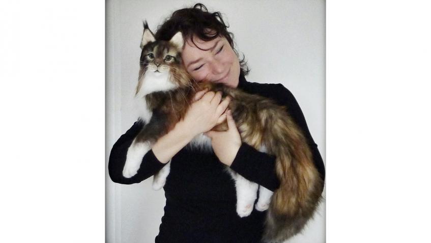 Francesca Boretti aka Kaleideascope: non peluche ma sculture di pelliccia