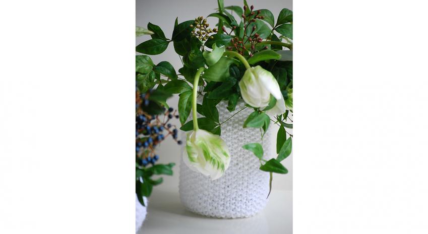 Simona Rescalli: decoro con i fiori la tavola delle feste