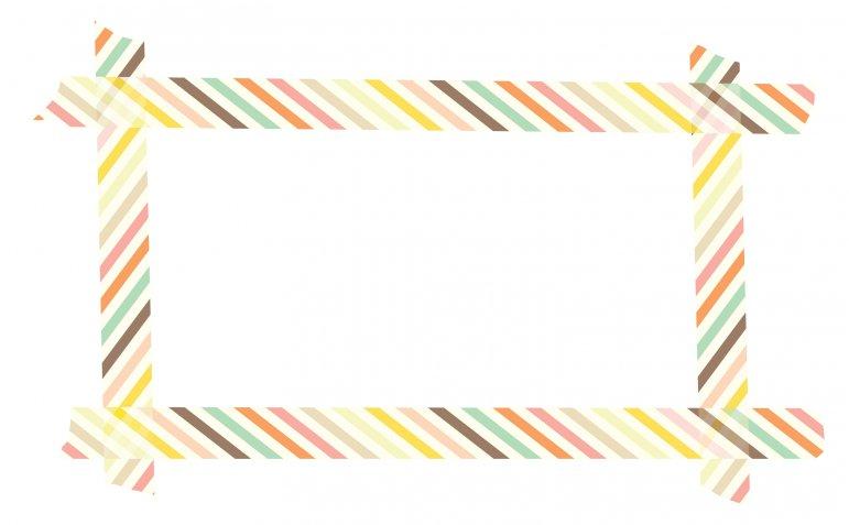 Washi tape: cosa sono e come si usano i nastri adesivi decorativi