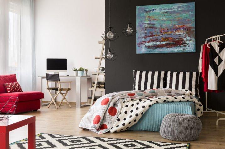 Come vestire le pareti di casa con quadri e stampe