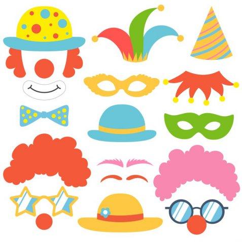 Come usare il Das per i lavoretti di Carnevale dei bambini