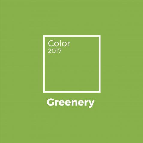 Pantone 2017 Greenery: come inserire nel look il colore dell'anno