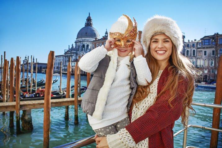 Viaggi per il Carnevale 2017: le mete e gli eventi a misura di bambino