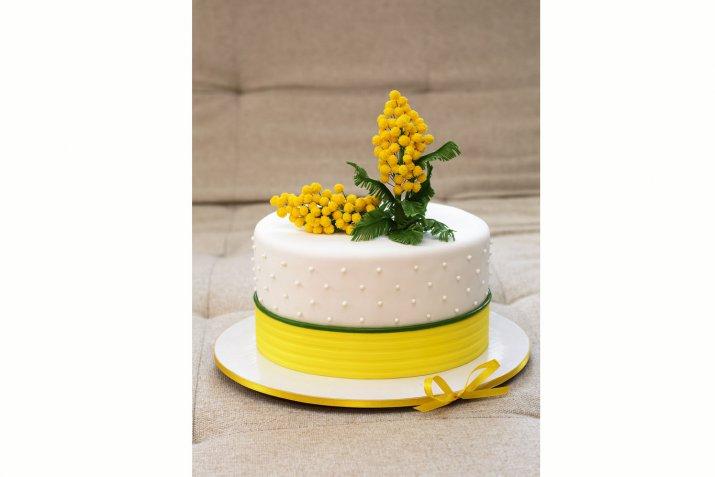 Festa della donna, le decorazioni di cake design più belle per l'8 marzo