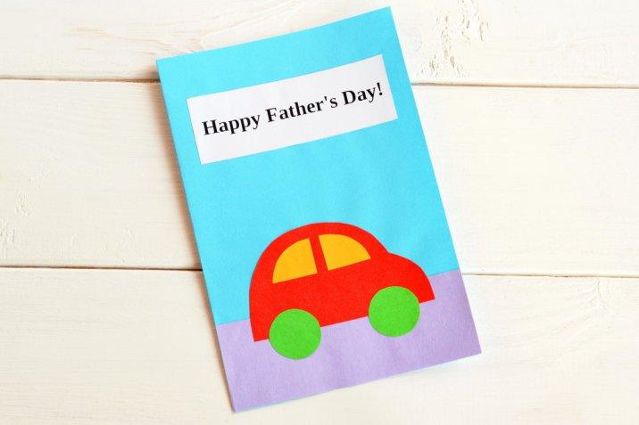 Festa del papà, i lavoretti facili da fare con i bambini