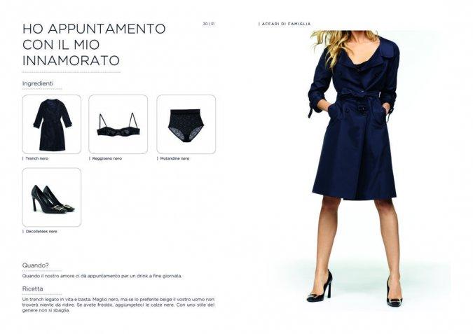 Come mi vesto oggi con il look creato da Ines de la Fressange | DonnaD